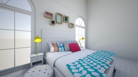 colors - Bedroom - by abigail_j_feinberg