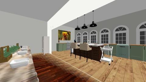 kitchen - Kitchen - by Lillie Gardner