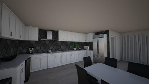 FC Modern Kitchen - Kitchen  - by jordynnn