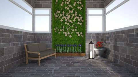 Garden - Garden  - by designcat31