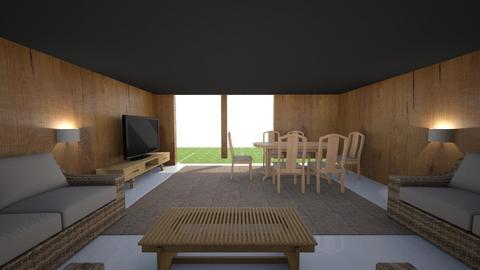 room - Living room  - by R09K