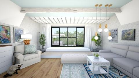 Viev - Living room  - by NATALIAWADRANSKA