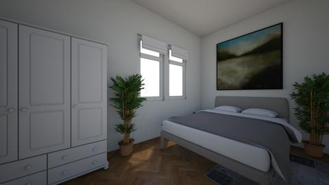 My Bedroom - Living room  - by Hiitsmeeee