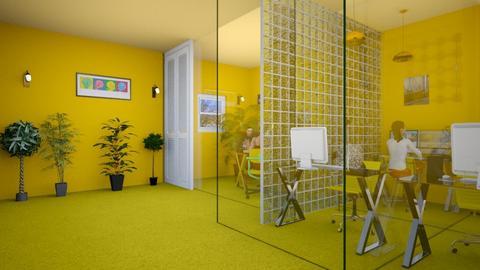 Office - by RoseRouge888
