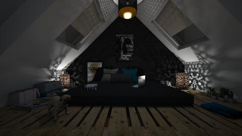 bedroom - Bedroom - by emi852290