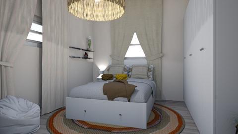 618 2 - Bedroom  - by GaliaM