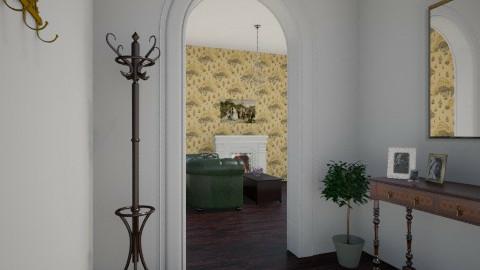 Entrance  - Vintage - Living room  - by Everlast