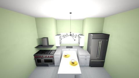 kitchen - Minimal - Kitchen  - by Elsabachert
