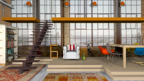 6 minutes - Eclectic - Living room  - by Laurika