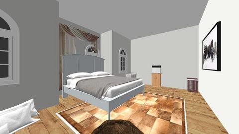 royalty room  - Bedroom  - by adrieanna