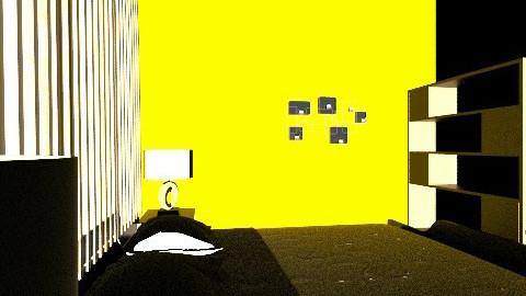 my room - Country - Bedroom  - by Zahiyya Ashraf