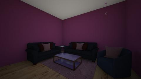 purple - by alyssadewailly