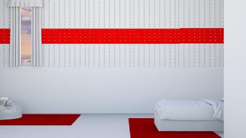 Pop - Modern - Bedroom  - by designcat31