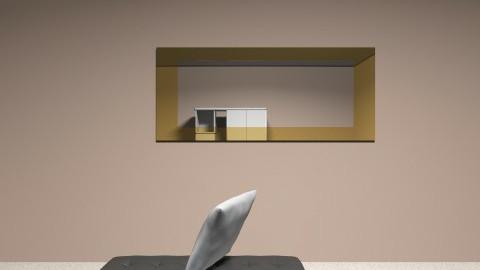 Simple - Bedroom - by PutryHidayah