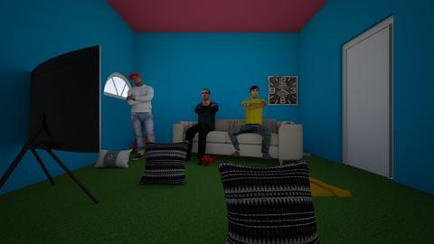 sofa room nash - Living room  - by nash singh