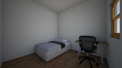 Halo - Bedroom  - by Bogi1977