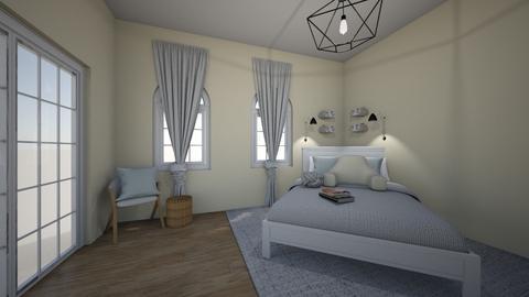 PrettyInYellow - Bedroom - by gmm3267