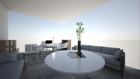 1 - Modern - Office  - by Reem alnami