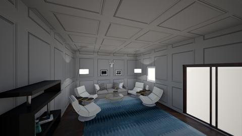 sleek - Modern - Living room  - by Alexis0704