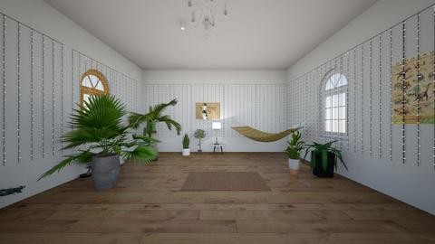 bohemian living room  - Living room  - by m_26