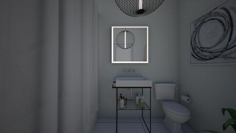 Teen Living - Country - Bathroom  - by haileyjray