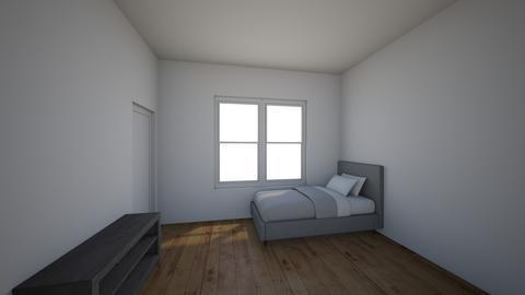 1 - Bedroom - by farhan13