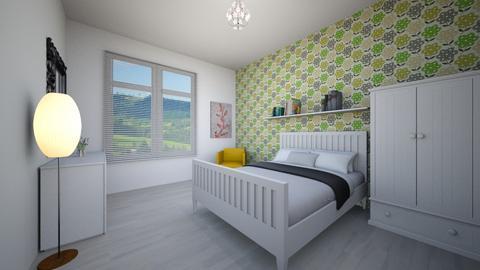 Levander - Classic - Bedroom  - by Twerka