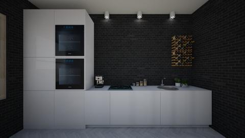 2 - Kitchen - by kris_kris