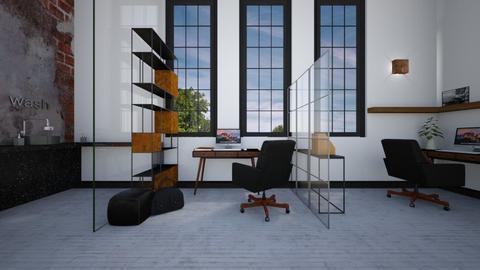 Spacious office - by Esko123