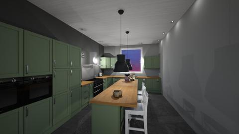 Kitchen Debaty Delhaye - Kitchen  - by Shuu Dark