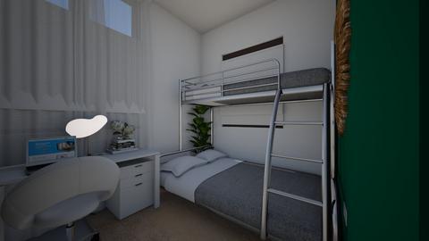 Bedroom Wall Decor v2 fi3 - Modern - Bedroom  - by MissChellePh