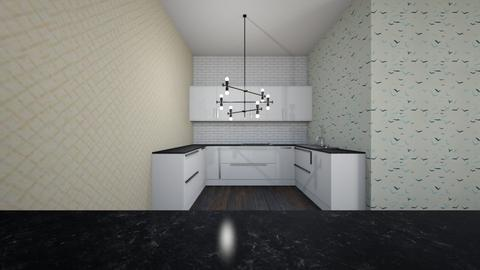 proba2 - Kitchen  - by Eszter911113