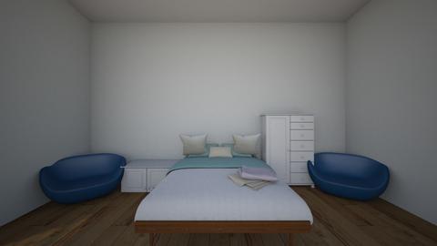 Dream room - by JasmineO2323