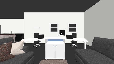 Living Room  - by coffeman
