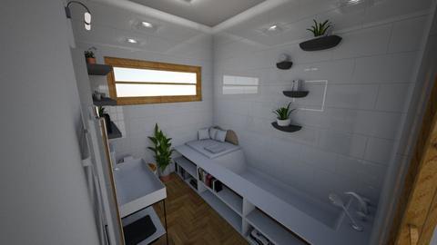 Limetrees ensuite - Bathroom  - by rachelbbridge