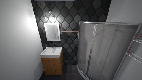 3c - Bathroom  - by Hya_potter