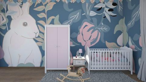 Baby Nursery - Vintage - Kids room  - by Agamanta