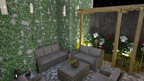 CROATIA GADREN 3 - Modern - Garden  - by leona11