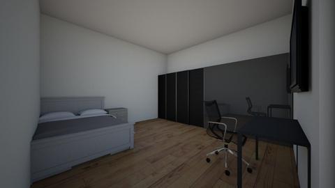 My Room - Bedroom  - by MatthewRoomDesign
