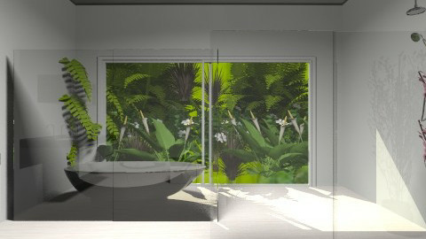 out - Modern - Bathroom  - by tita