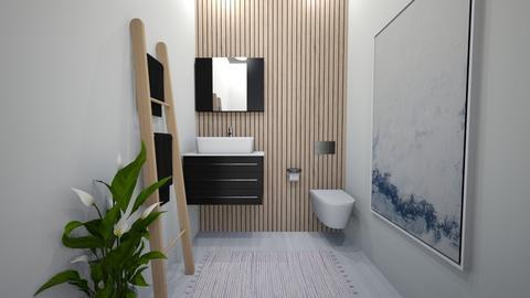Renovated 1st Floor 2 - Minimal - Bathroom  - by ShadySkills13