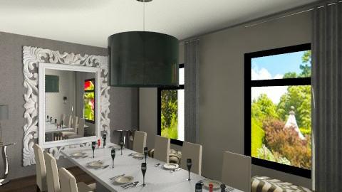 dining roomm - by ilia_eva