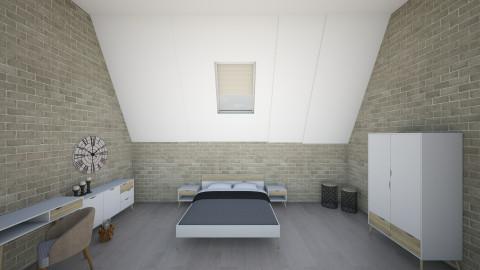 Bella - Bedroom - by Kim Youn ji