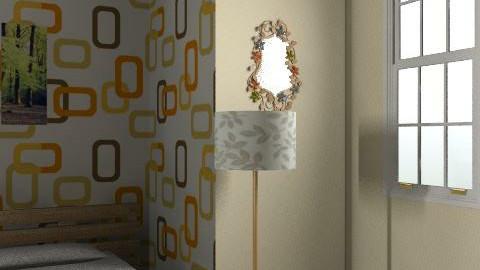 e 5 - Retro - Bedroom  - by tiesto