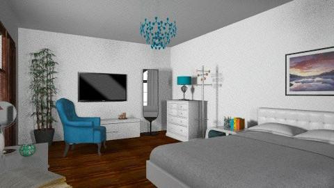 caca room - Modern - Bathroom  - by Stanojkovic