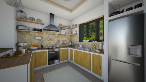 Projekat _ Kuhinja - Kitchen  - by maja97