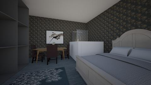 bedroom for homeless - Modern - by Nora TvT