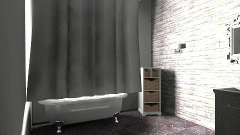 little one - Glamour - Bathroom  - by expectopatronum
