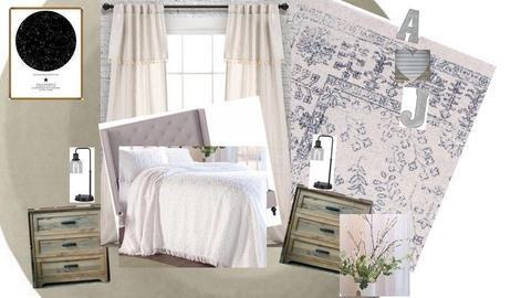 Master Bedroom - by Jori_H