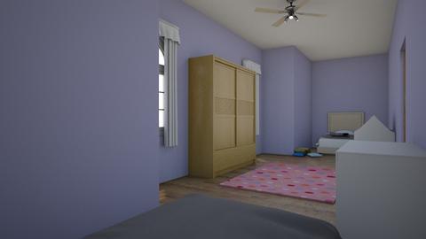 Little Girls Room - Kids room - by Behappy2020